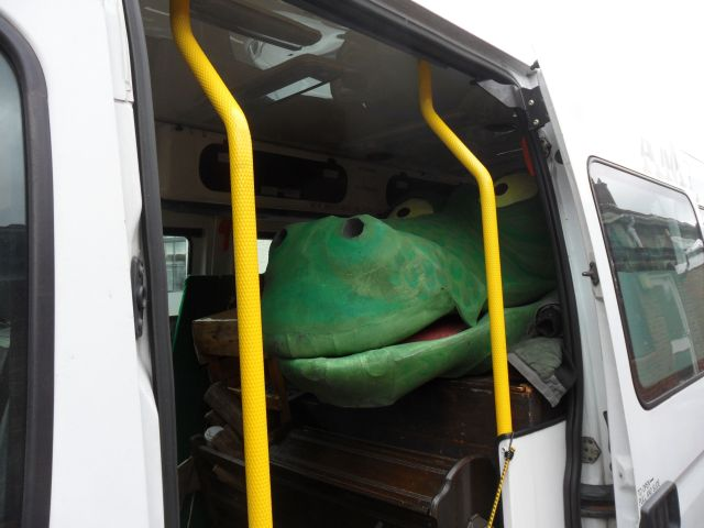 Dragon in Van